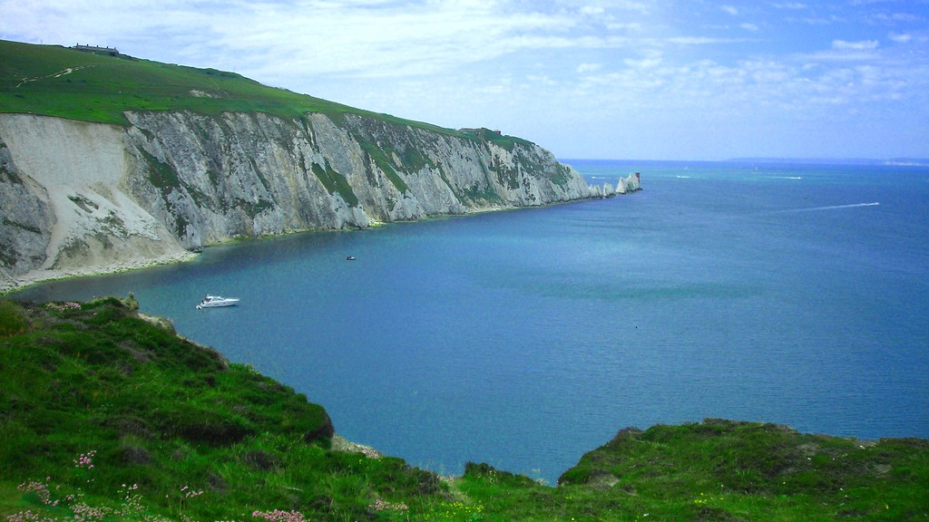 The Needles in May